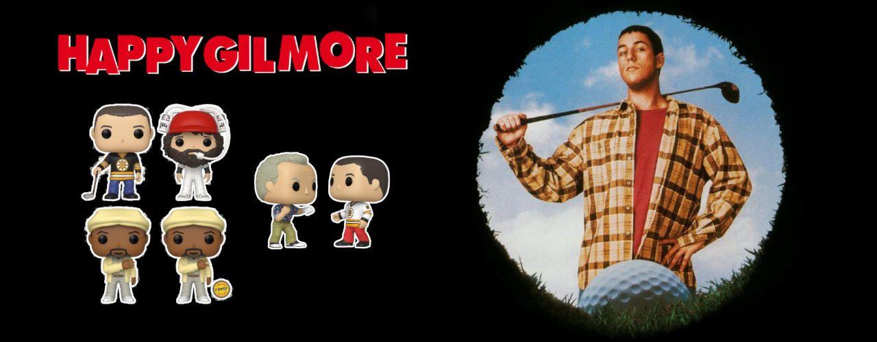 Happy Gilmore Del Hockey Al Golf Funny Vines Billy Madison Lizzie Mcguire