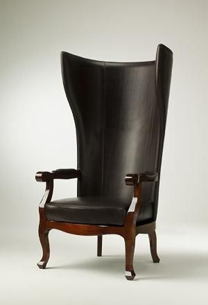High Back Chair Design
