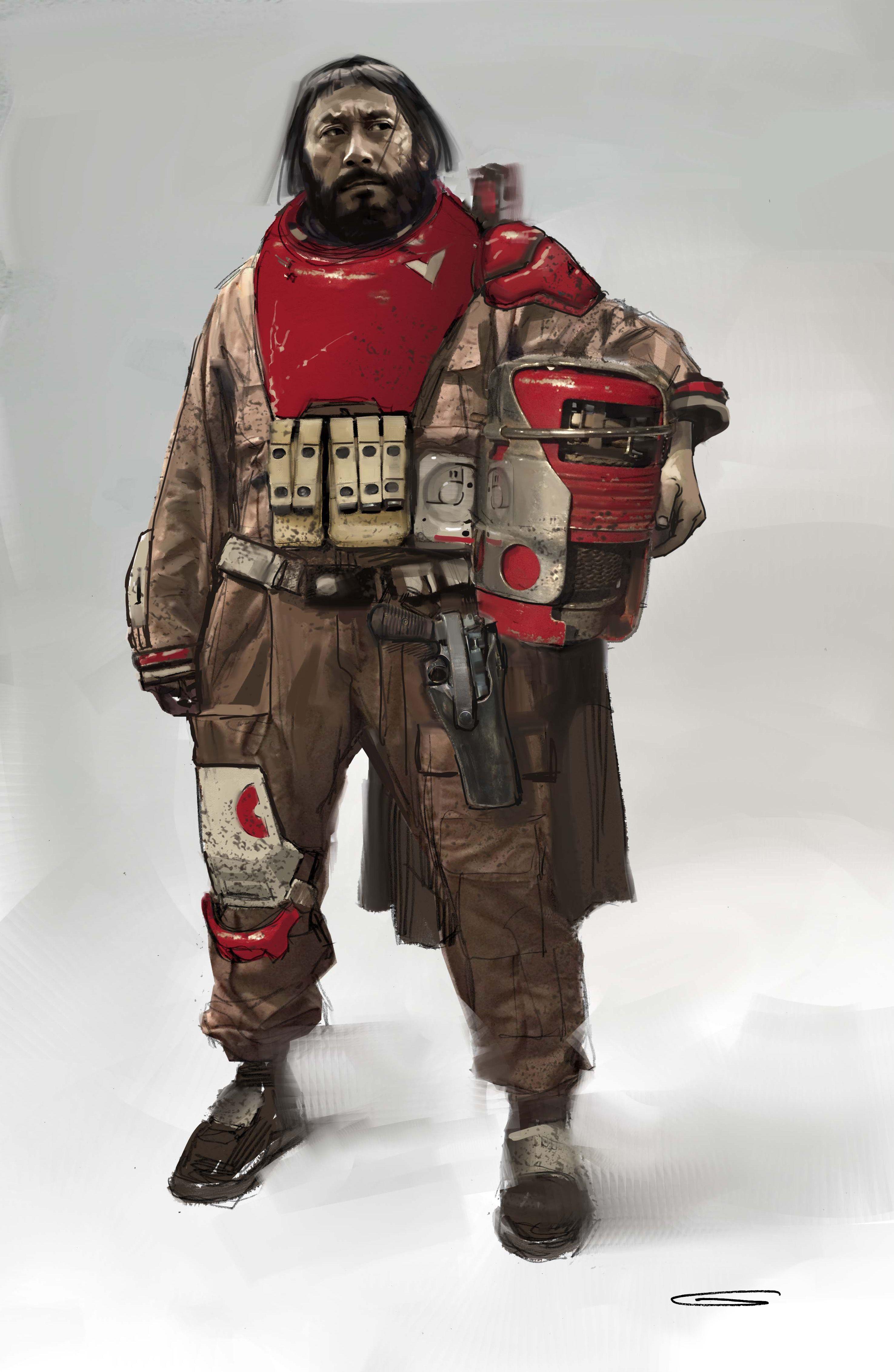 Star Wars Rpg Concept Art