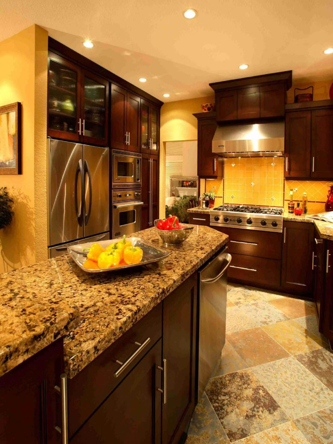 This thoughtfully designed kitchen is inspired by Napa Valley with