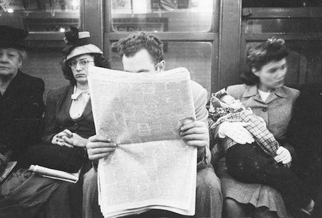 Stanley Kubrick shoots the N.Y.C. subway, 1946 | Dangerous Minds