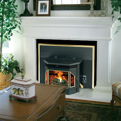 Pellet Stoves Burn More Efficiently Than Regular Fireplaces S