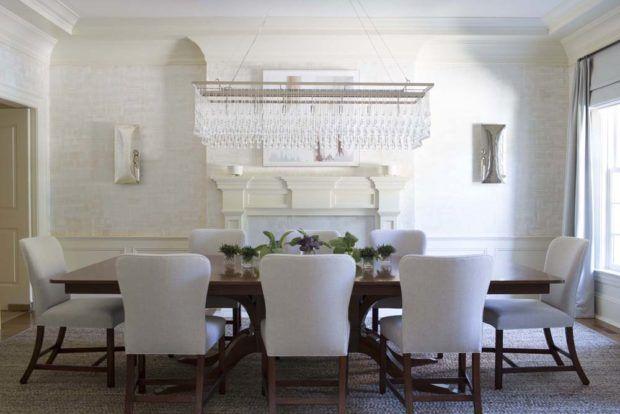 In Good Taste Amy Aidinis Hirsch Interior Design Dining/Breakfast