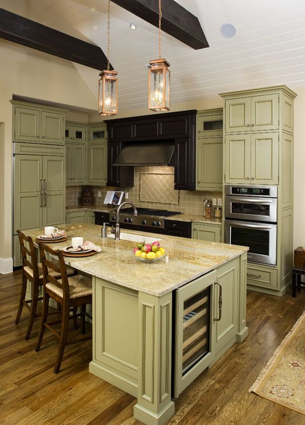 Kitchen of The Clubwell Manor - House Plan Number 5037 | Kitchen ...