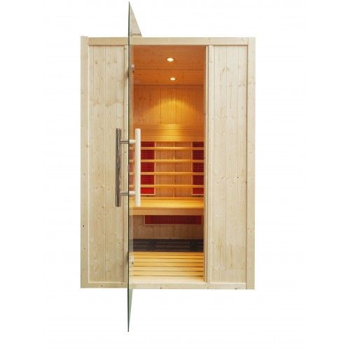 Cabina De Sauna Con Infrarrojos Uso Domestico Cabina De Sauna Con - Cabina-sauna