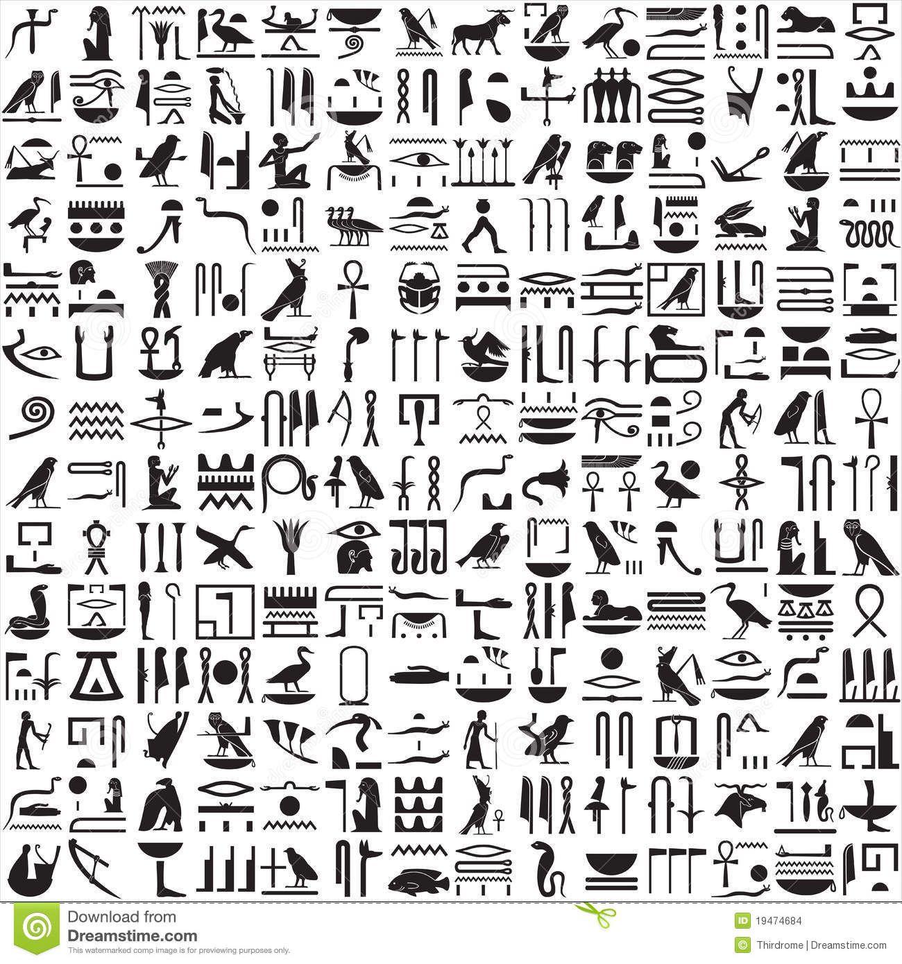 Uncategorized Egyptian Hieroglyphics Printable ancient egyptian hieroglyphs set yourself on fire pinterest hieroglyphs