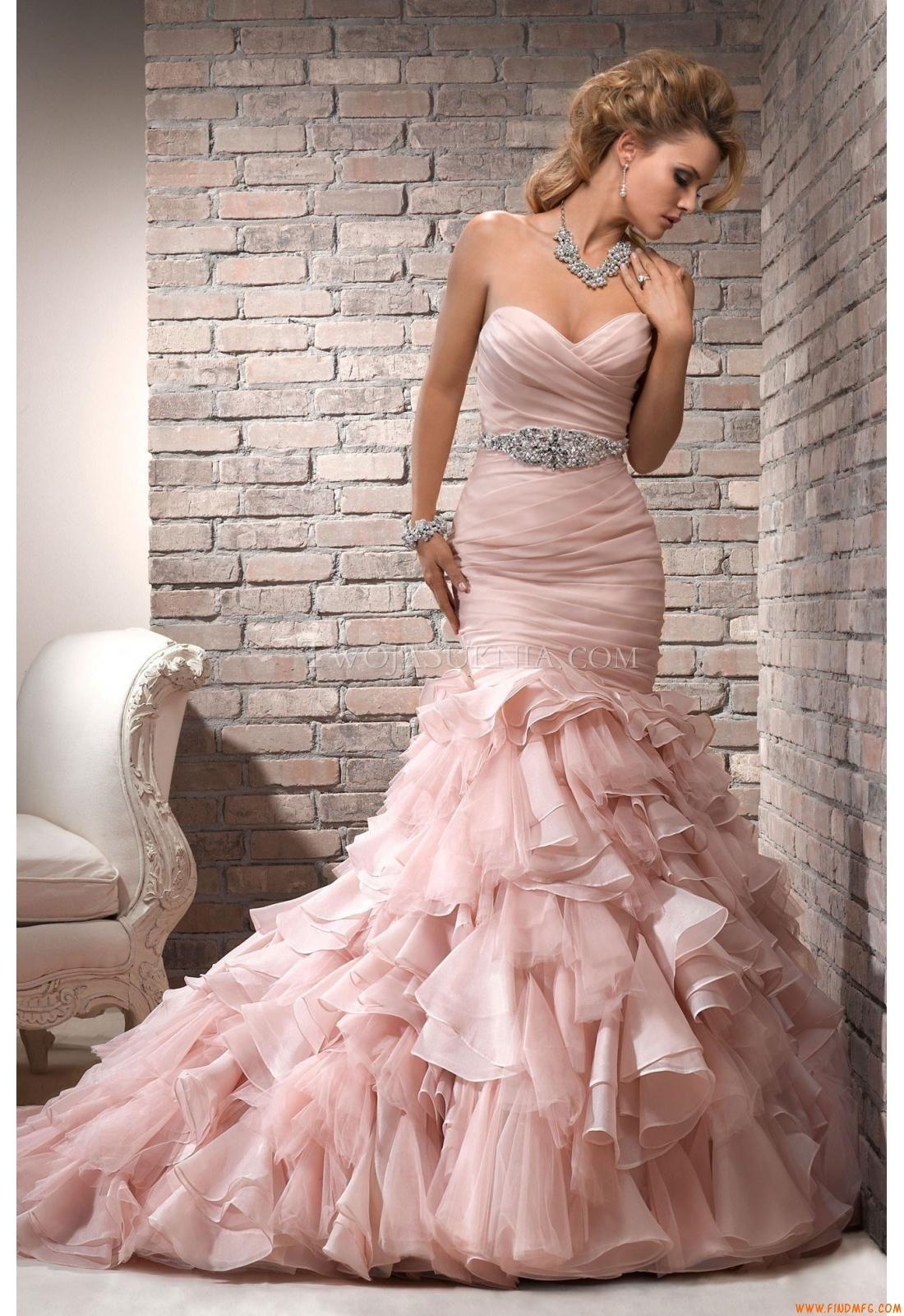 Vestidos de noiva Maggie Sottero Divina Divina | Vestidos ...