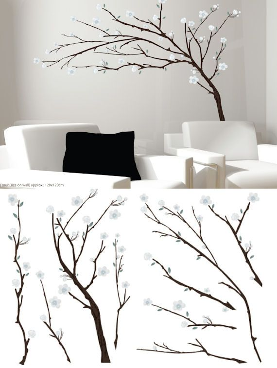 Art Applique Branches Wall Sticker Wall Sticker Outlet Like This