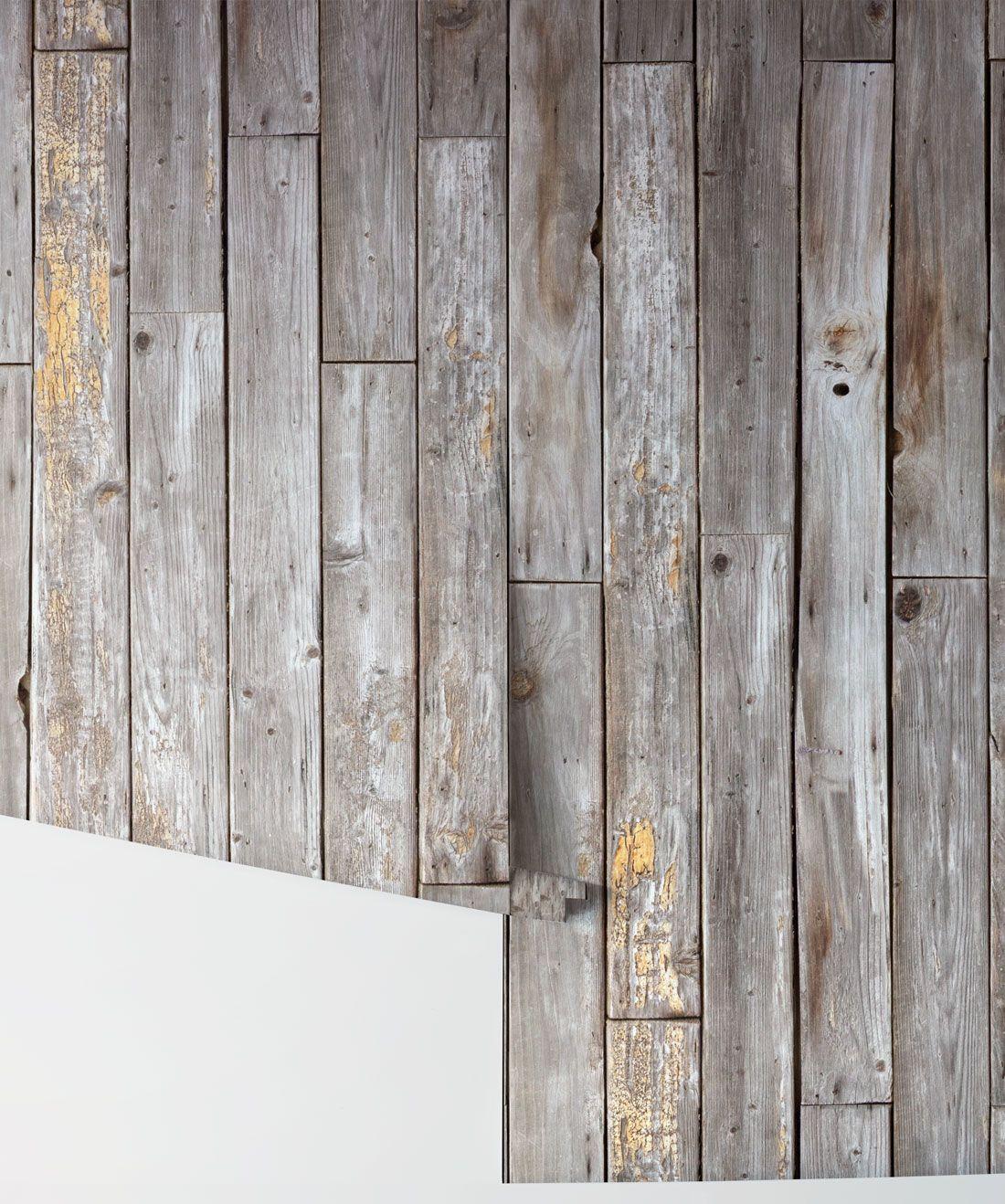 Rustic Wood Panels Wallpaper Gray Wood Effect Milton King Faux Stone Wallpaper Wood Paneling Farmhouse Wallpaper
