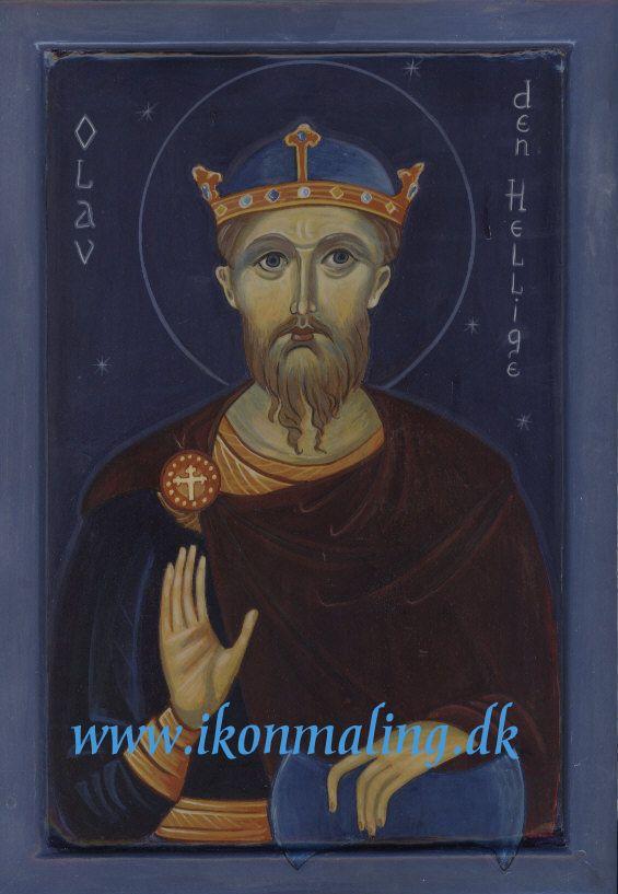 St. Olav of Norway
