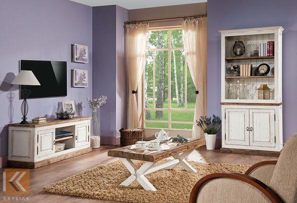 Sektorový nábytok Provance Provance Posteľ Nabytkarstvosk - gardinen dekorationsvorschläge wohnzimmer