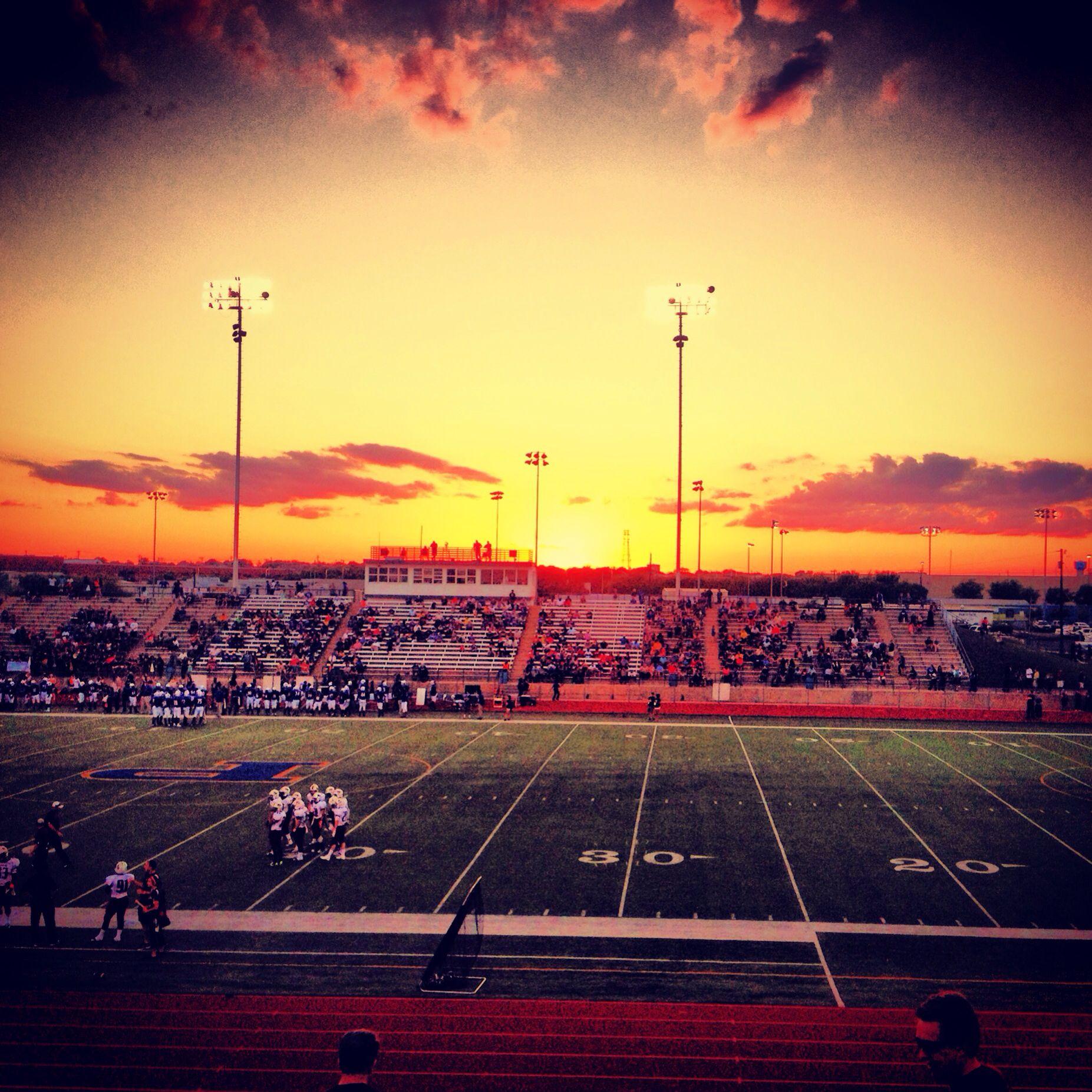 Friday night football games friday night football