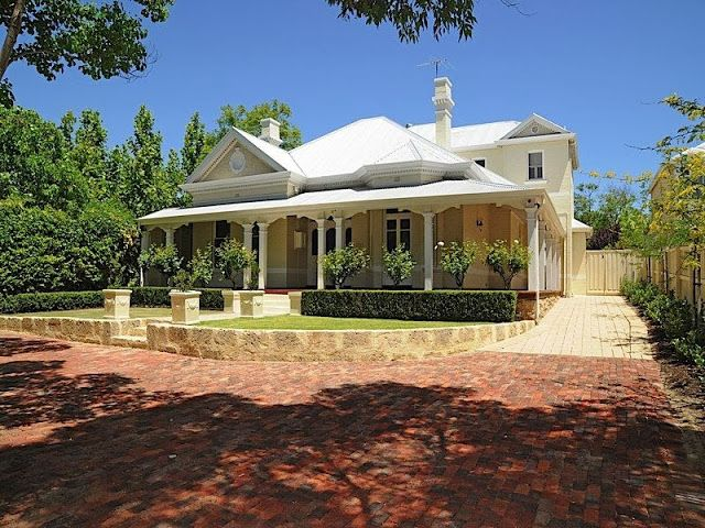 Federation Style Home Designs Perth Castle Home