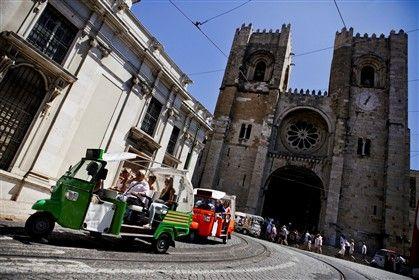 Novas formas de visitar #Lisboa