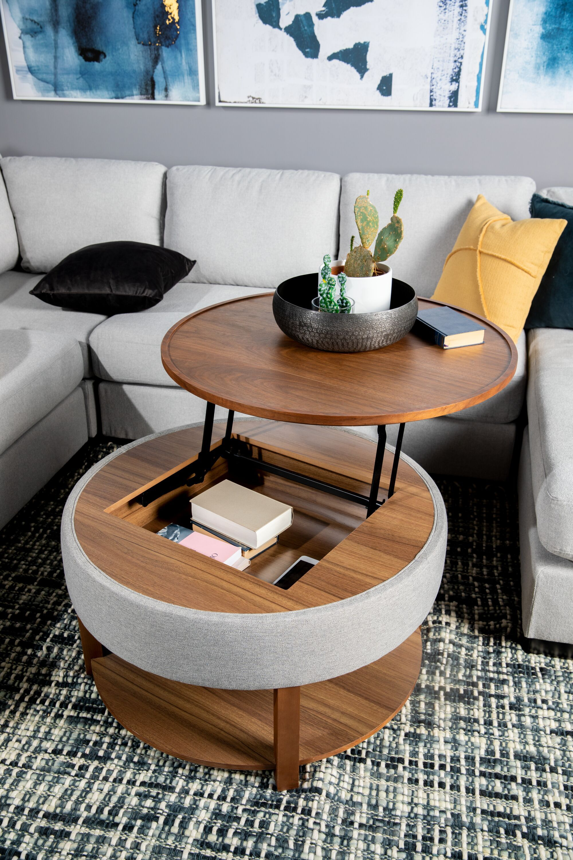 Damian Living Room Coffee Table Coffee Table Decor [ 3000 x 2000 Pixel ]