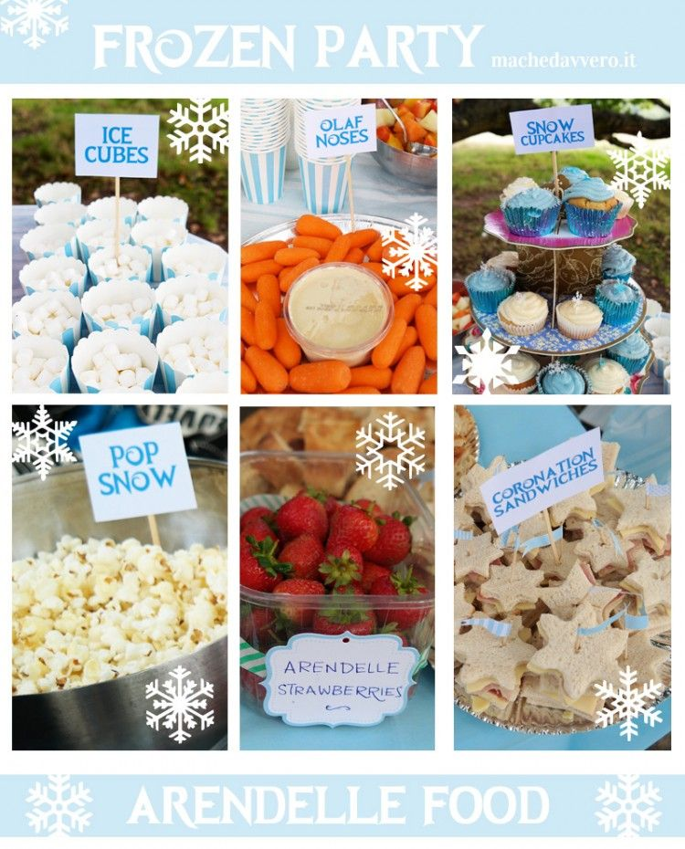 Frozen Party: How To Organize A Frozen