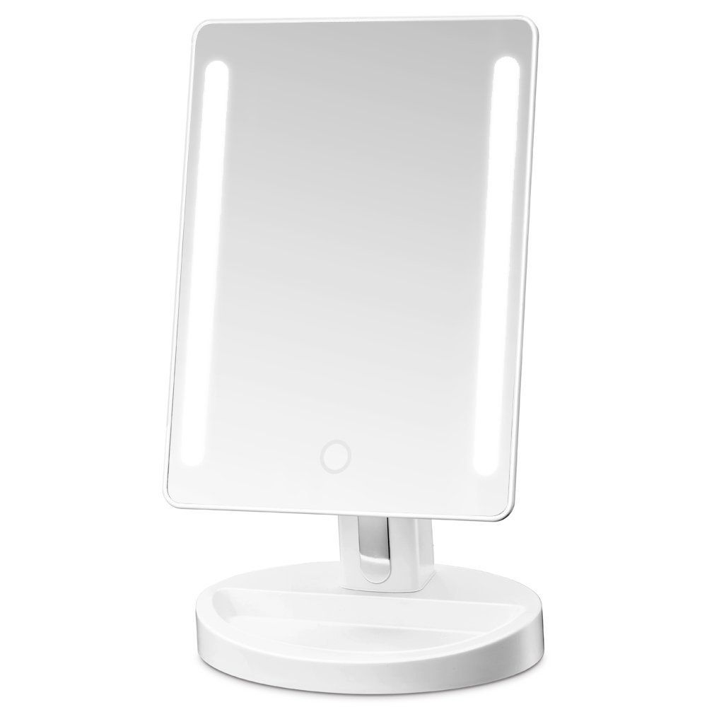 Gotofine Led Lighted Vanity Mirror Natural Bright Light Makeup