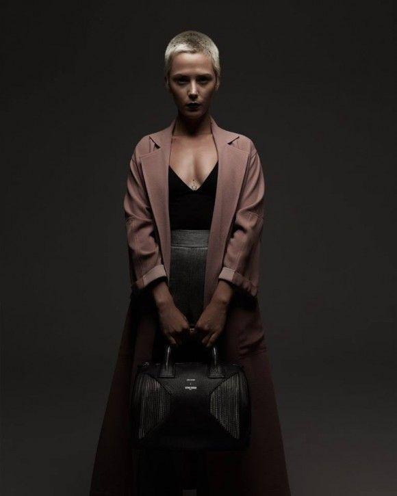Vanessa Pilon pose pour Jerome Bocchio Paris | HollywoodPQ.com Jérôme Bocchio X Denis Gagnon
