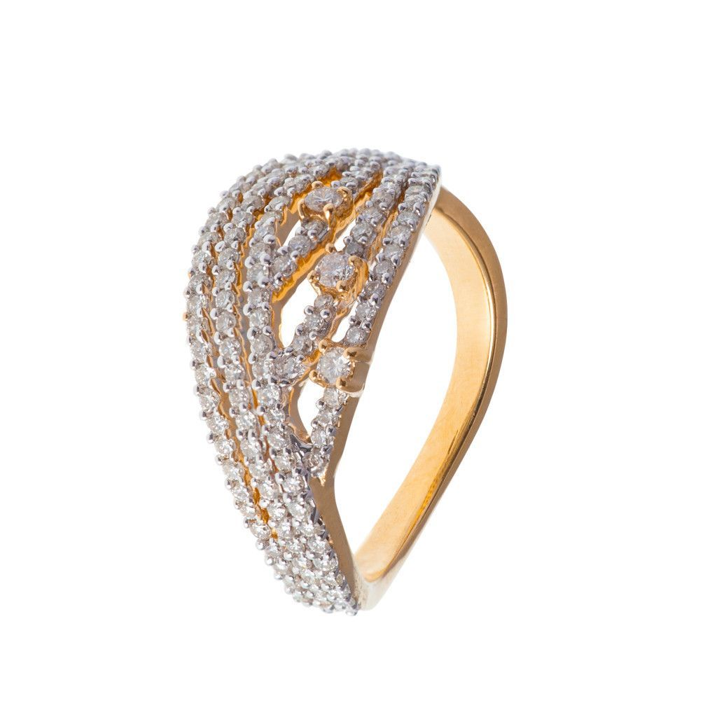 Regale Diamond Ring