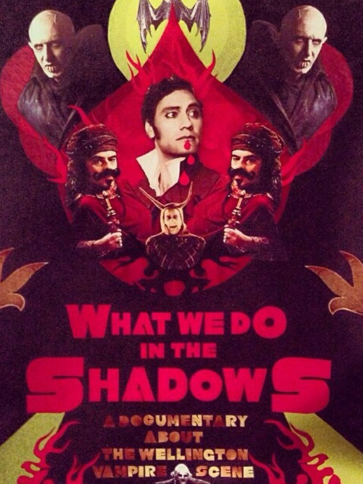 What we dO in the shadowS Comedy films, Halloween