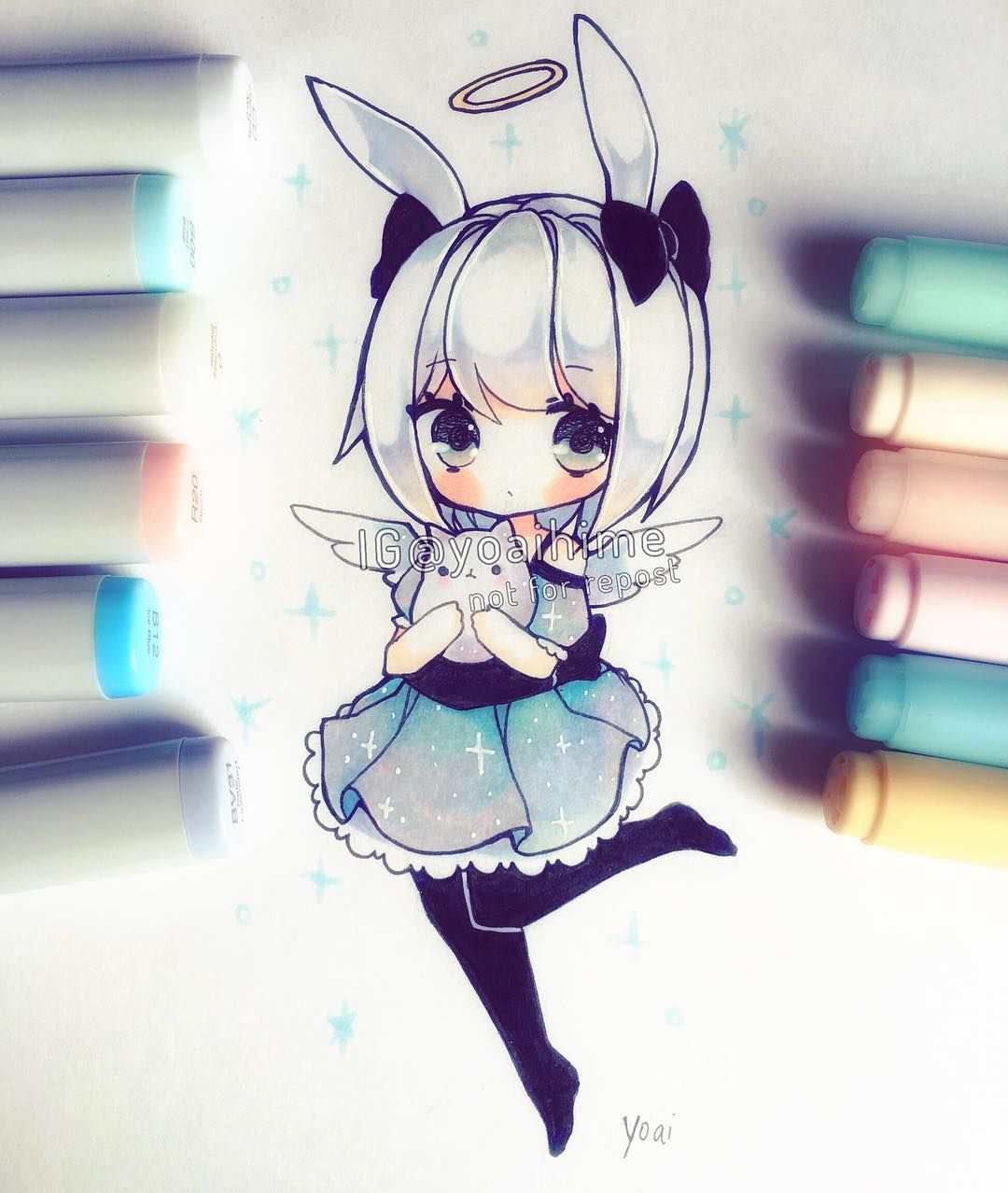 yoaihime\'in bu Instagram fotoğrafını gör • 19.6b beğenme | Anime art ...