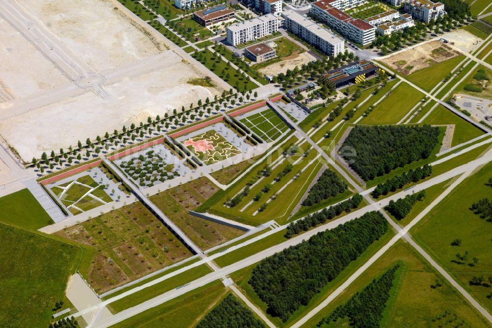 Image Result For Messestadt Riem Landscape Landscape Design Landscape Landscape Photos