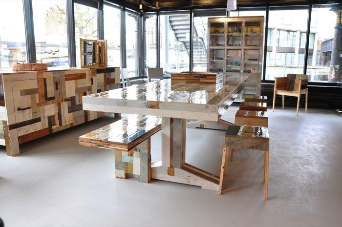 Tom Dixon Shop at Portobello Dock   Abitare En