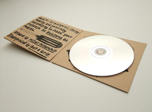 Diy Cd Case  Random    Cd Cases Cd Packaging And