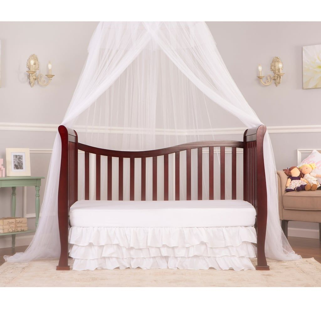 Dream on Me Violet 7-in-1 Convertible Life Style Crib in ...