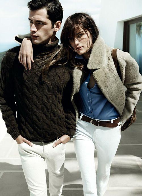 Men & Women Look - Massimo Dutti