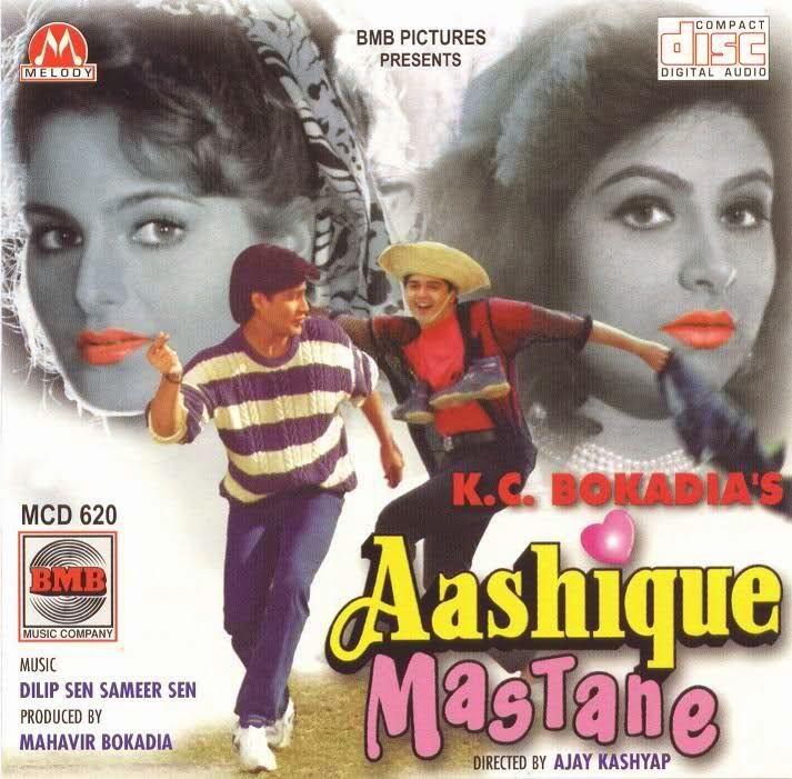 Aashique Mastane Mp3 Songs 1996 Movie | Hindi Songs PK