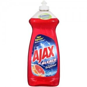 Coupon Free Ajax Dish Detergent With Images Ajax Dish Soap Ajax Laundry Detergent Bleach Alternative