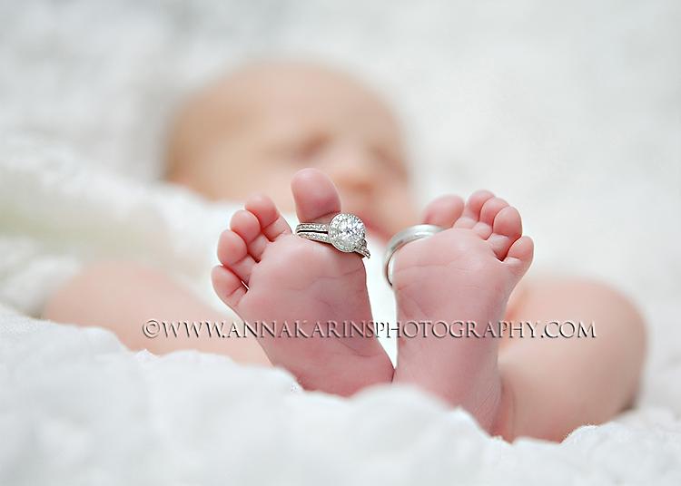 Newborn baby boy picture ideas newborn baby feet with rings