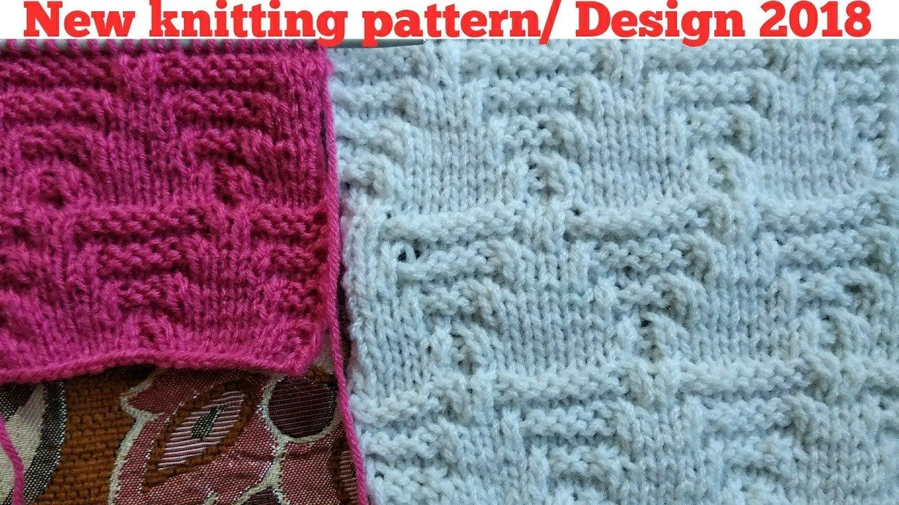 74ab50a19def7c Latest knitting pattern   Design 2018 for gent s and ladies sweater in  Hindi and English subtitles. - YouTube