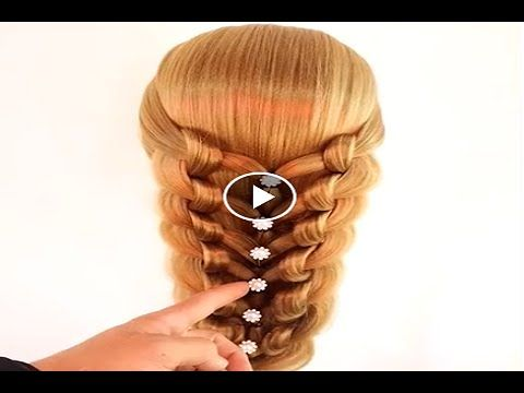 Cute Easy Braided Hairstyles For Long Hair Step By