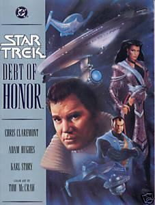 """Debt of Honor (Star Trek Graphic Novels)"" av Chris Claremont"