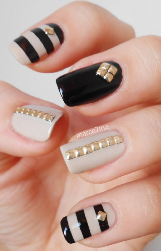 15 amazing nail art ideas 15 amazing nail art ideas prinsesfo Gallery