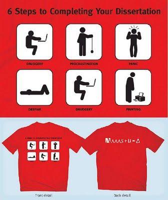 Dissertation aaas shirt
