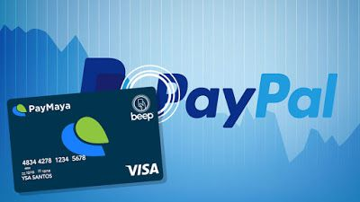 Connect PayMaya Debit Card (VISA) to PayPal Tutorial courtesy photo