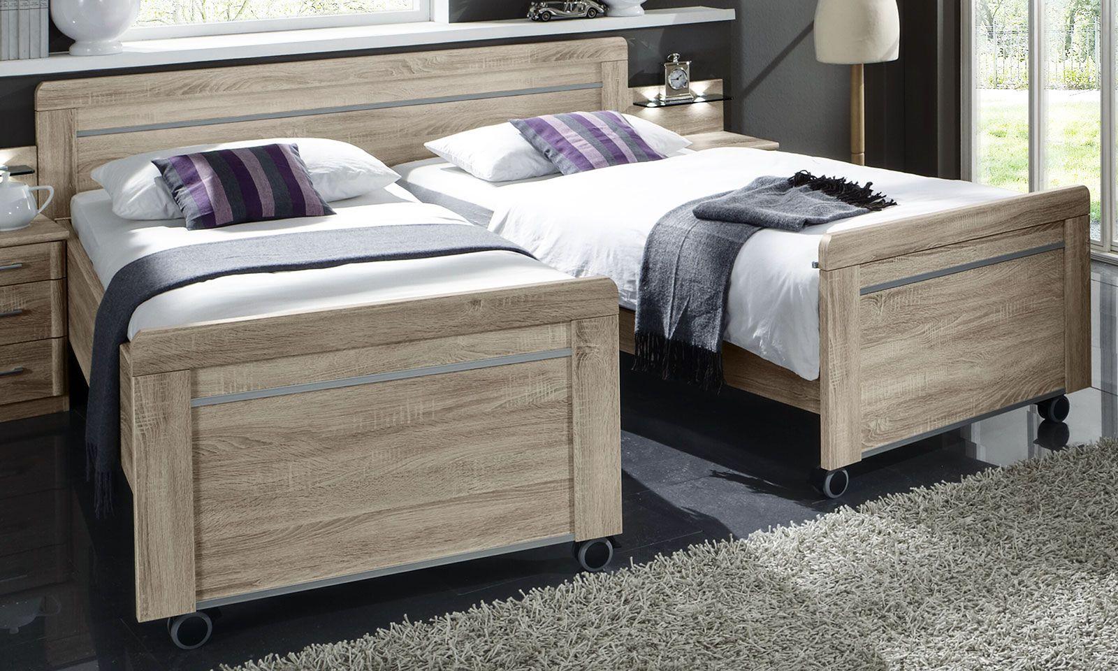 das seniorenbett runcorn das sich zum beziehen des bettes ganz einfach auseinander schieben. Black Bedroom Furniture Sets. Home Design Ideas