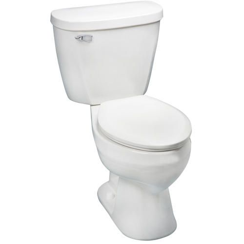 Elongated Front Ada Two Piece Toilet