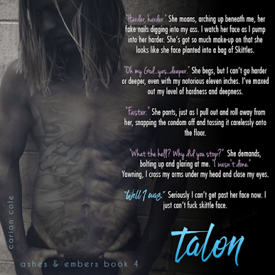 Cover Reveal Talon By Carian Cole Books Pinterest Book