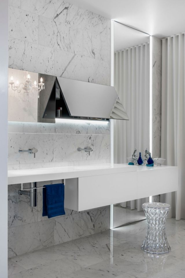 Modernes Bad Design U2013 Ideen Für Die Perfekte Luxuriöse Einrichtung #design  #einrichtung #