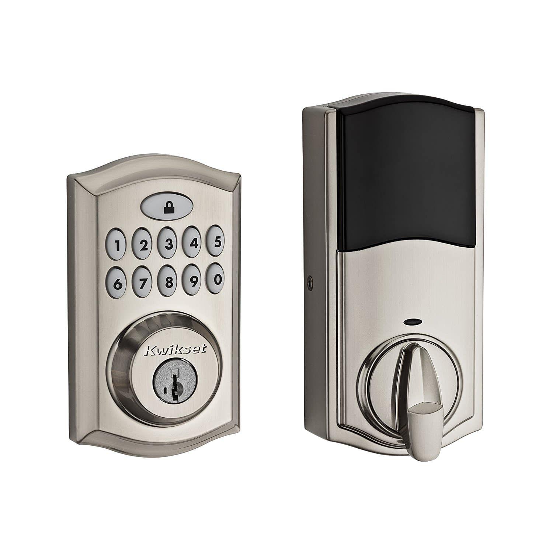 Top 10 Best Keypad Door Locks In 2020 Top Brands Reviews Electronic Deadbolt Keypad Door Locks Smart Deadbolt