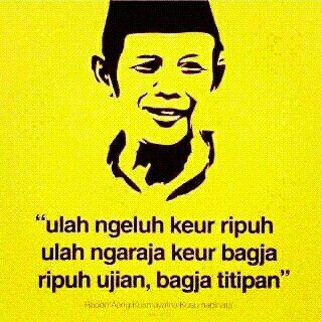 Gambar Kata Kata Bijak Bahasa Sunda Kang Ibing Dengan Gambar