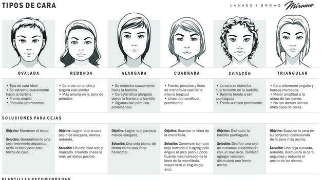 Tipos-cejas_TINIMA20141010_0713_20jpg (627×352) rostros - Tipos De Cejas