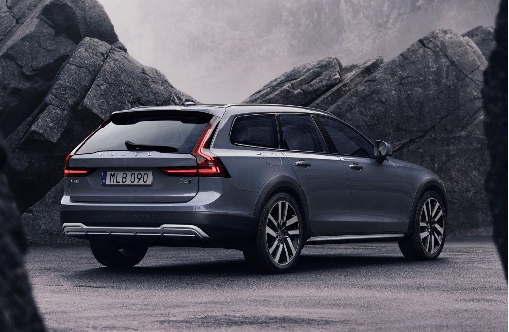 2021 Volvo Station Wagon New Review in 2020 | Volvo ...