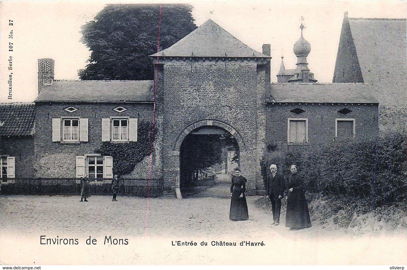 Pin van Loeildelame op Mons et ses environs autrefois in 2020