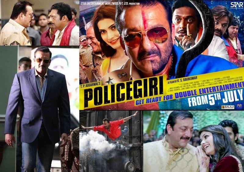 10+ Sanjay Dutt Ka Film Policegiri Full Movie