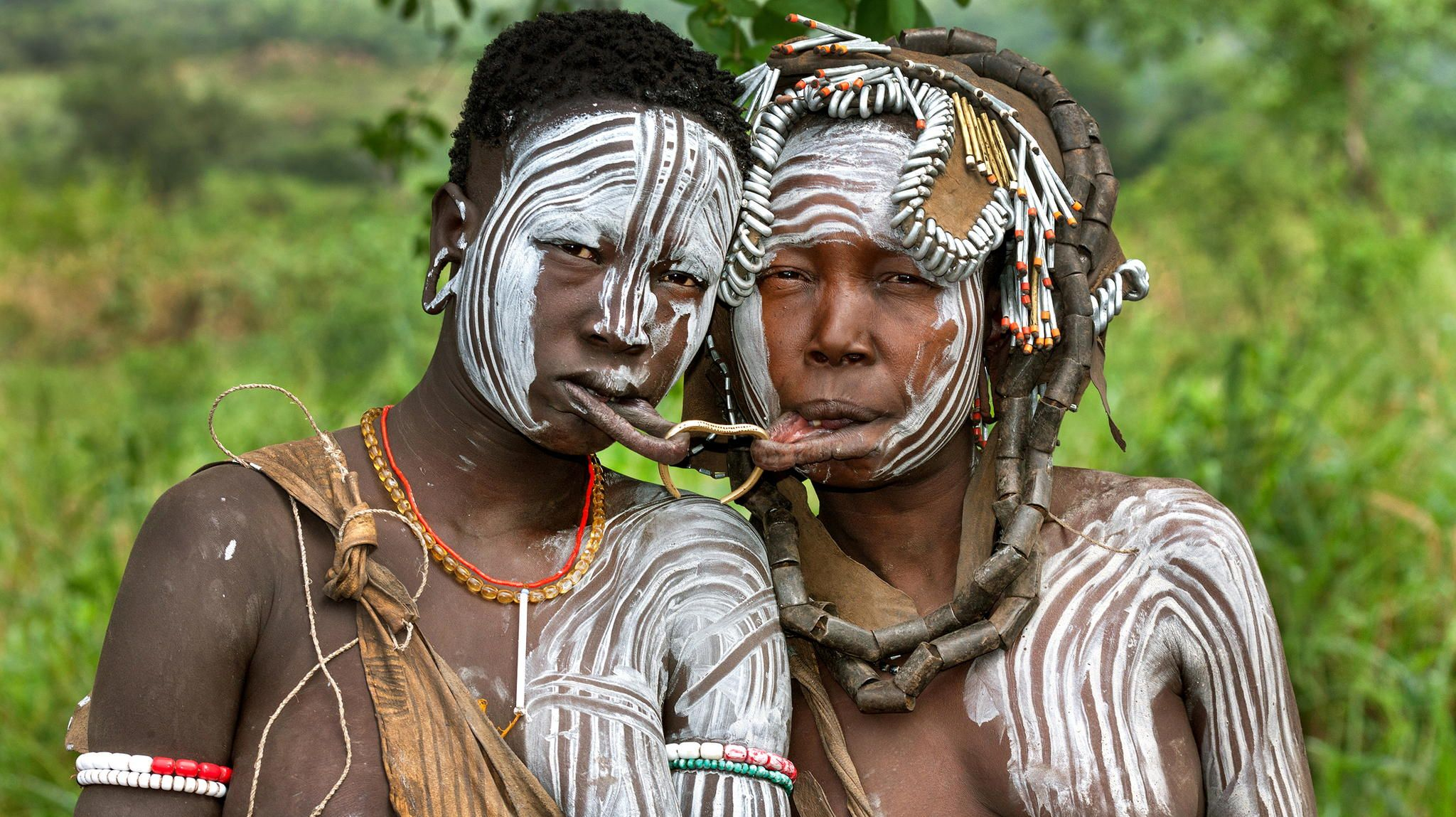 трахаются фото африканские индейцы
